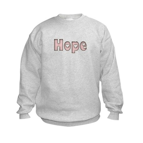 Hope Kids Sweatshirt