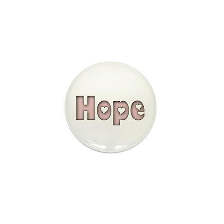Hope Mini Button (10 pack)