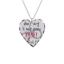seemskinky copy Necklace Heart Charm