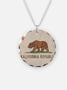 VintageCaliforniaRe2SC Necklace