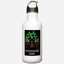 ANISHNAABEQWET Water Bottle