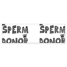spermdo Bumper Sticker