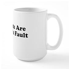 The Dents Are All Bush's Fault Mug