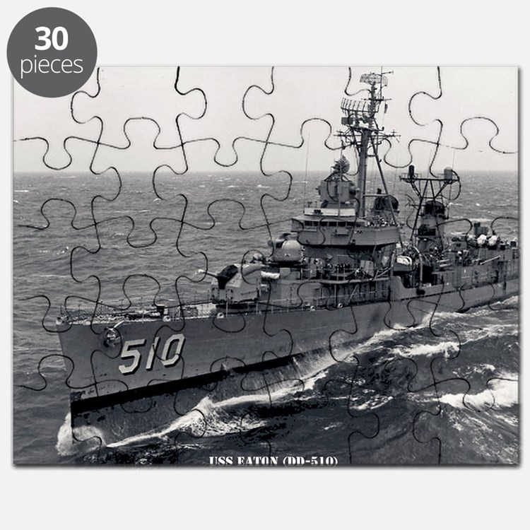 eaton dd large framed print Puzzle