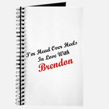 In Love with Brendon Journal