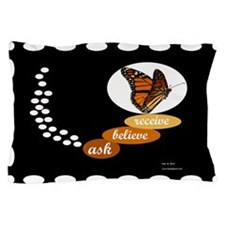 12x12 ask believe receive Pillow Case