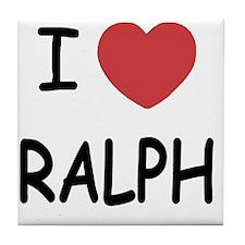 RALPH Tile Coaster
