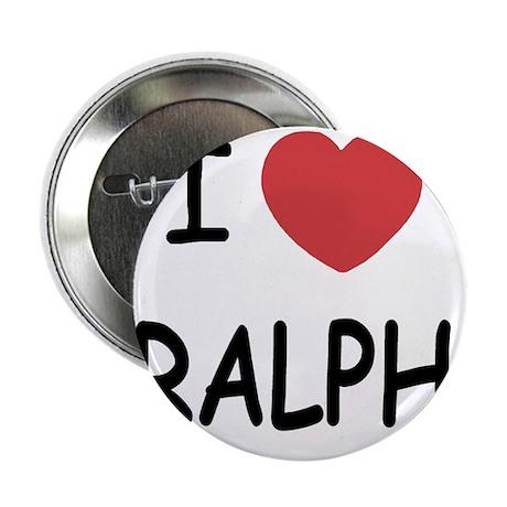 """RALPH 2.25"""" Button"""
