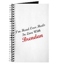 In Love with Brendan Journal