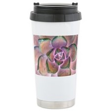 Stone Flower Travel Mug