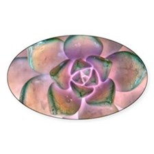 Stone Flower Decal
