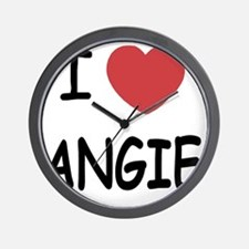 ANGIE Wall Clock