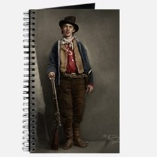 16X20 Billy the Kid Color Print Journal