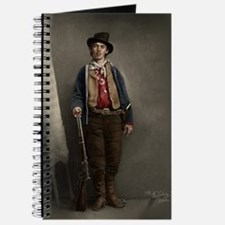 23X35 Billy the Kid Color Print Journal