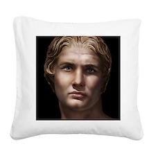 16X20 Alexander the Great Pri Square Canvas Pillow