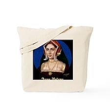 14X10 Anne Boleyn Print Tote Bag