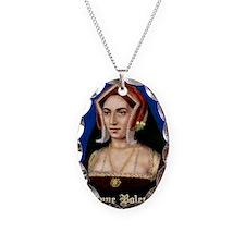 14X10 Anne Boleyn Print Necklace