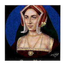 23X35 Anne Boleyn Print Tile Coaster