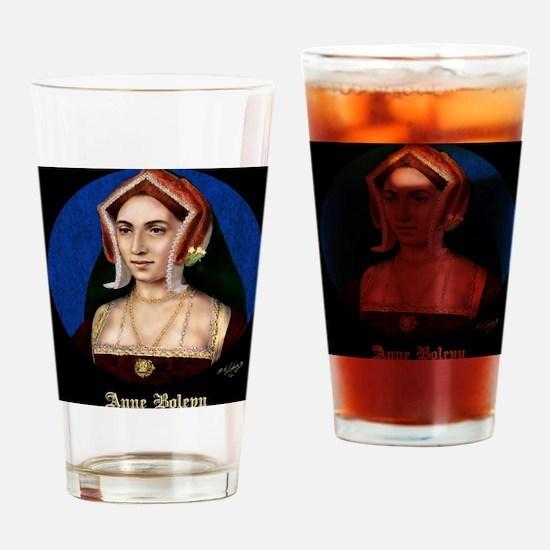 23X35 Anne Boleyn Print Drinking Glass
