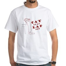 Cat On My Lap T-Shirt