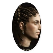 14X10 Cleopatra VII Print Decal