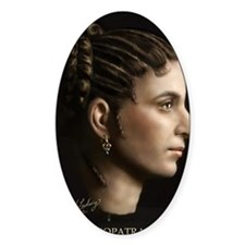 9X12 Cleopatra VII Print Decal