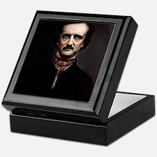 16X20 Edgar Allan Poe Print Keepsake Box