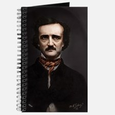 14X10 Edgar Allan Poe Print Journal