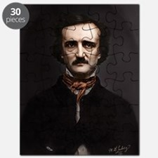 9X12 Edgar Allan Poe Print Puzzle