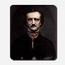 9X12 Edgar Allan Poe Print Mousepad