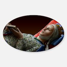 16X20 Eleanor of Aquitaine Print Decal