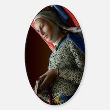 5X8 Eleanor of Aquitaine Journal Sticker (Oval)