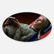 14X10 Eleanor of Aquitaine Print Decal
