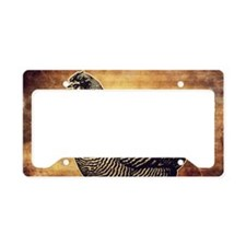 bag-7 License Plate Holder