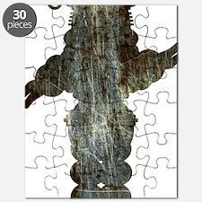 forbidden-planet-robot-shape-vintage Puzzle