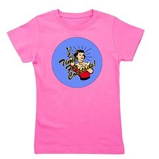 TIME-FOR-COCKTAILS-3-INCH-BUTTON Girl's Tee