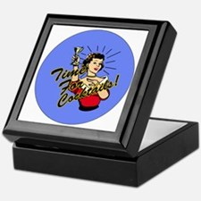 TIME-FOR-COCKTAILS-3-INCH-BUTTON Keepsake Box