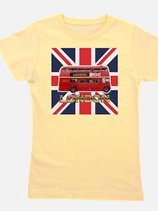 London Bus Girl's Tee