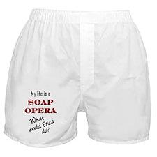 SoapOperaErica_t-shirtnobkgrd Boxer Shorts