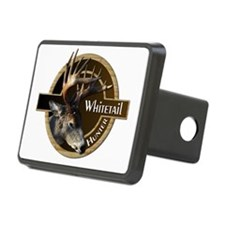 Whitetail Deer Hitch Cover