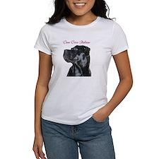 Women's Cane Corso Italiano V-Neck T-Shirt