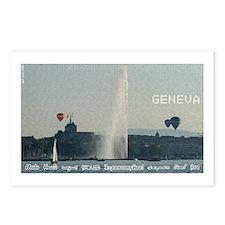 Geneva - Postcards (Package of 8)