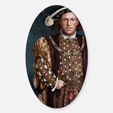 23X35 Young Henry VIII Print Decal