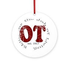 OT - Est 1917 Ornament (Round)