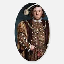 14X10 Young Henry VIII Print Decal