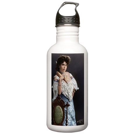 23X35 Margaret Brown P Stainless Water Bottle 1.0L