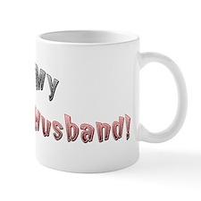 I (heart) My Husband Mug