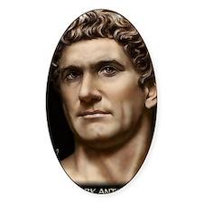 9X12 Mark Antony Print Decal