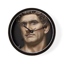 9X12 Mark Antony Print Wall Clock