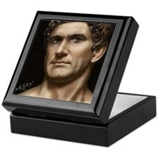14X10 Mark Antony Print Keepsake Box